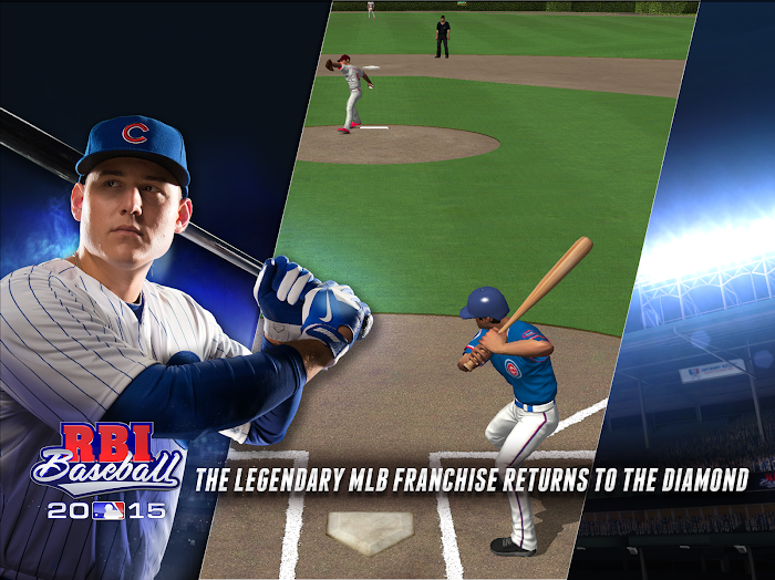 R.B.I. Baseball 15 - screenshot