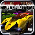 MIDTOWN CRAZY RACE PRO icon