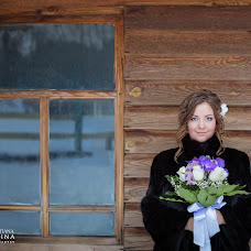 Wedding photographer Tatyana Cherevichkina (cherevichkina). Photo of 07.12.2013