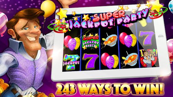 Game Jackpot Party Casino: Slot Machines & Casino Games APK for Windows Phone
