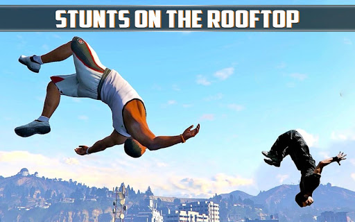 Real Parkour Stunts Simulator 1.2 screenshots 1