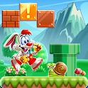 Super Speedy Bunny – Rabbit Adventure Game icon