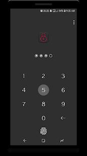 App Lock Lite screenshot 1