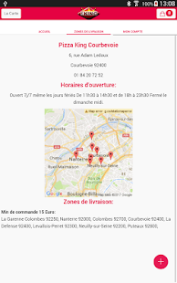 Pizza King Courbevoie- screenshot thumbnail