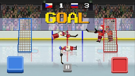 Hockey Hysteria- screenshot thumbnail