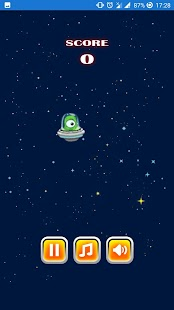 Save the alien - náhled