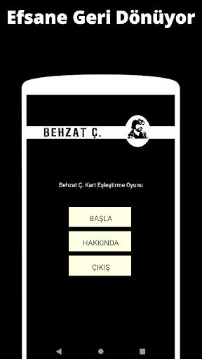 Behzat C. Card Matching Game ss1