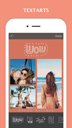 Mixoo Collage - Photo Frame Layout & Pic Grid screenshot 7