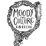 Logo for Moody Culture Kombucha