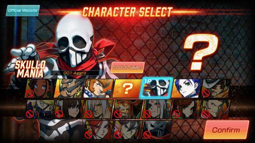 FIGHTING EX LAYER -u03b1 1.0 screenshots 3