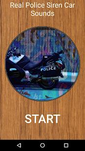 Vydávají Skutečné Policejní Sirény - náhled