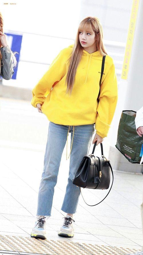 Blackpink Lisa Fashion - Official Korean Fashion