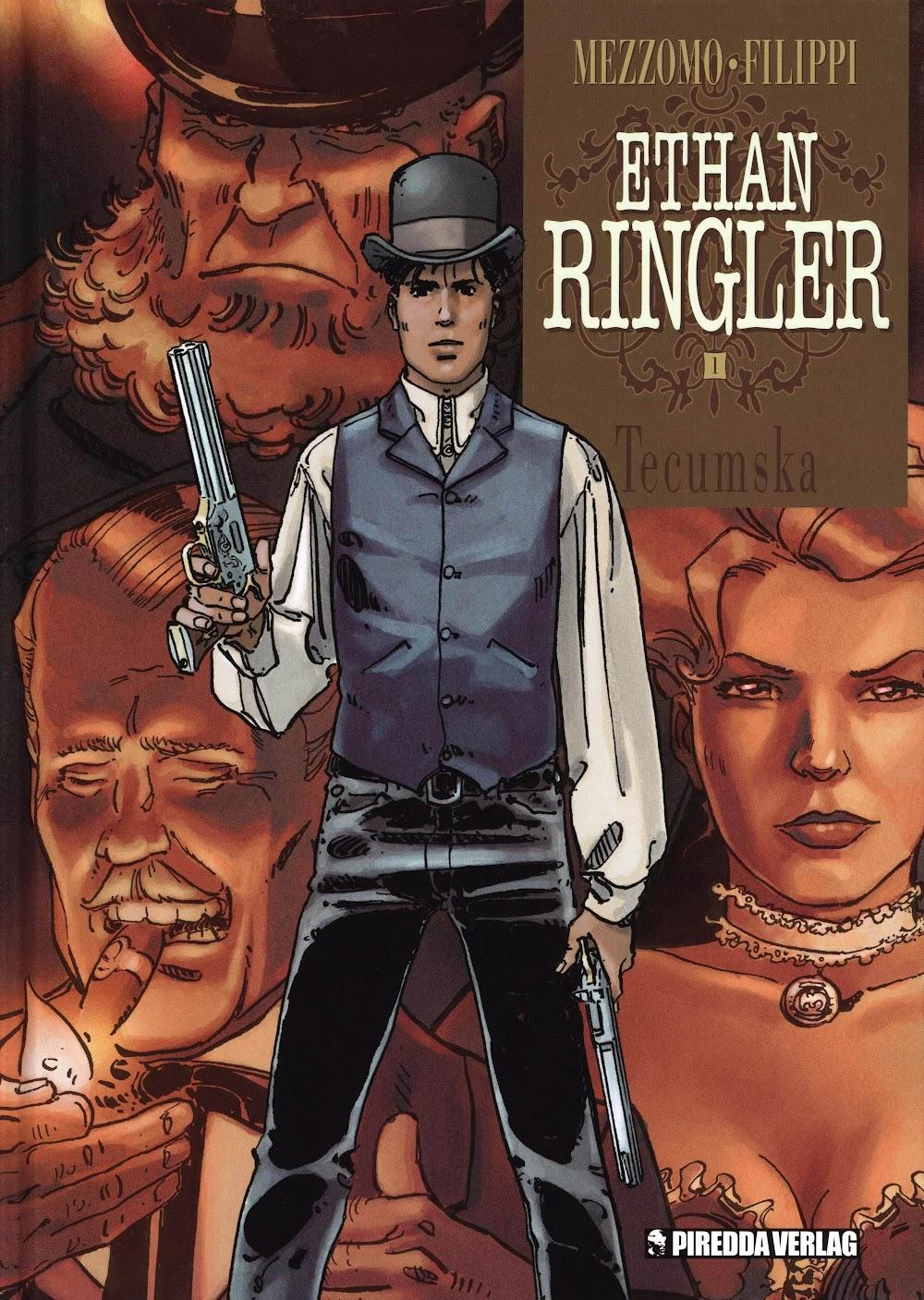 Ethan Ringler (2008) - komplett