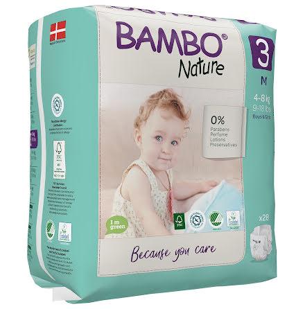 Bambo Nature, 4-8 kg, 28/fp