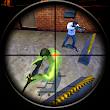 Police vs Monster Sniper Shooter - Modern Strike