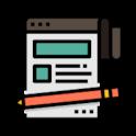 Story Plotter [ write novel, comic, movie!! ] icon