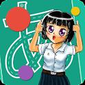 Learn Hiragana Katakana Free icon