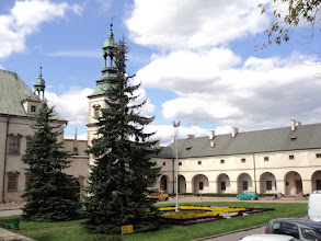 Photo: Kielce-Pałac Biskupów Krakowskich