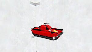 GDC Royal Defender Red Coat GL