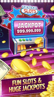 SpinToWin Slots - Casino Games & Fun Slot Machines - screenshot