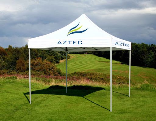 Printed Promotional Marquees and Gazebos