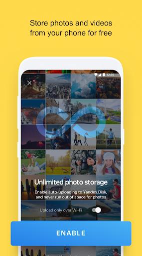 Yandex.Disk 3.76 screenshots 1