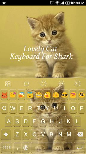 Lovely Cat -Emoji Keyboard