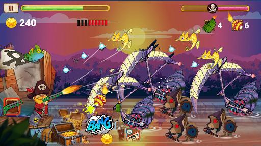 Pirate Mystery Island - Swamp Attack 2021 apklade screenshots 2