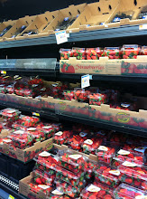 Photo: The song Strawberry Bubblegum inspired me to get strawberries for our celebration!