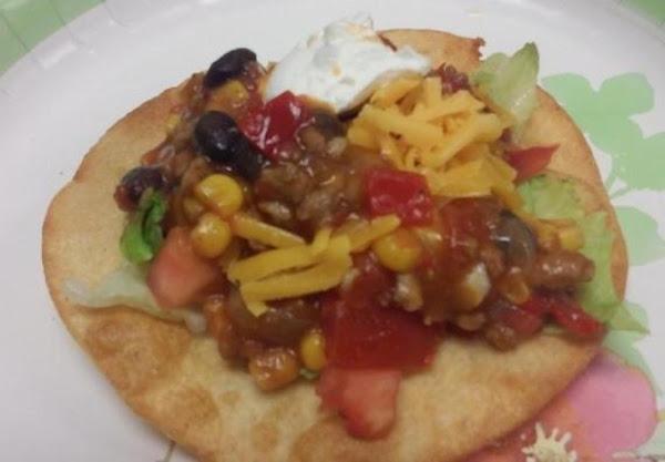 Southwestern  Filling For Tacos, Burritos & Ect.. Recipe