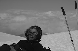 Photo: On the pass. 5400 m.