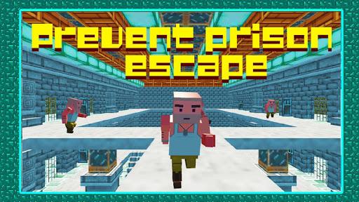 警察エスケープ:刑務所脱出3D