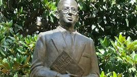 Escultura de Blas Infante