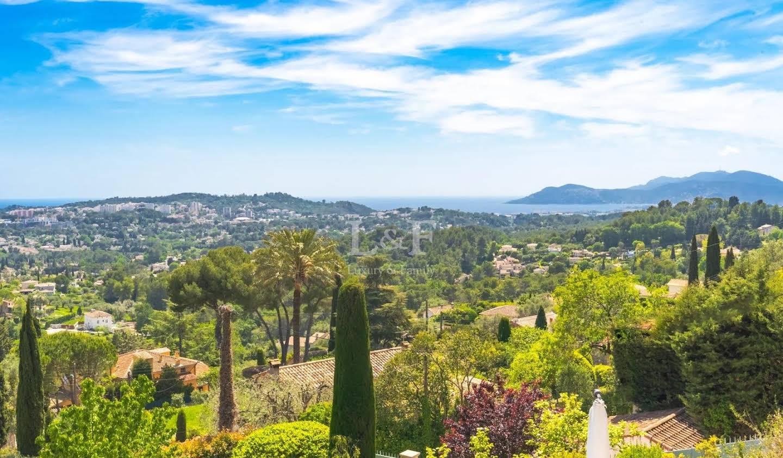 Villa with garden Mougins