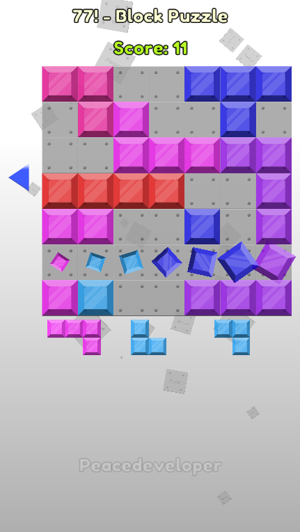 77! Block Puzzle- screenshot