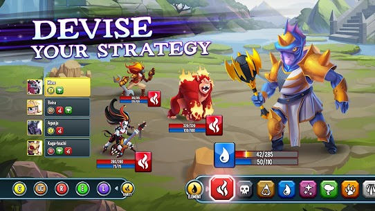 Monster Legends (MOD Always Win, No Skill Costs) 5