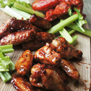 Beer Chicken Wings Sauce Recipes.