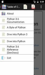 Python Developer's Handbook (Manual) - náhled