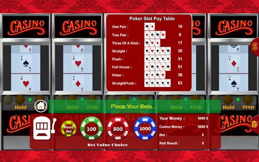 slot machine creator