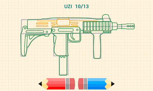 Download How To Draw Weapons For PC