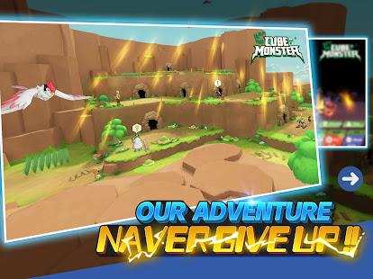 Cubemon 3D:MMORPG Monster Game 5