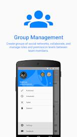 Social Media, Twitter, Google+ Screenshot 4