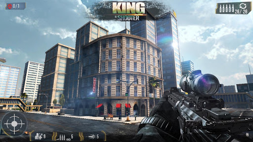 King Of Shooter : Sniper Shot Killer 3D - FPS 1.1.8 Screenshots 7