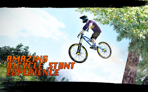 Real MTB Bicycle Stunt Simulator: BMX Ride Game 3D - náhled