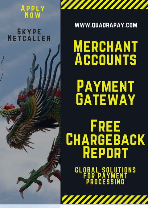 Merchant Accounts, Echeck and Chargeback Alerts- screenshot