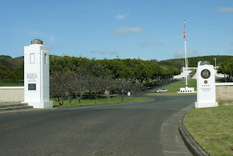 Photo: National Memorial Cemetery of the Pacific