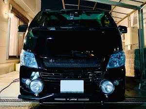 NV350キャラバン  PREMIUM GX rider Black lineのカスタム事例画像 テルちゃんさんの2019年04月15日22:55の投稿