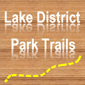 Trails of Lakes District NP