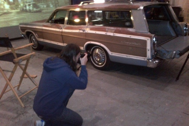 Ford Country Squire Hire New York