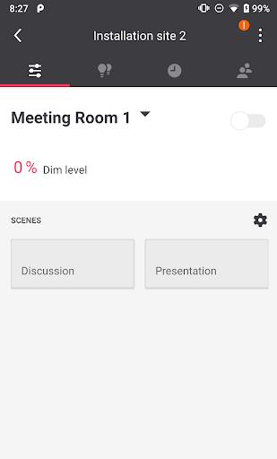 Interact Pro App screenshot 2